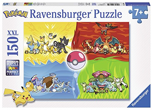 Ravensburger Italy 10035 Puzzle Pokemon, 150 Pezzi