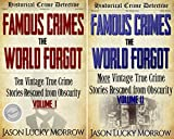 Famous Crimes the World Forgot (2 Book Series)
