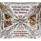 Biber: Missa Alleluja / Nisi Dominus