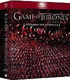Game of Thrones (Le Trône de Fer) - L'intégrale des saisons 1 à 4 - Blu-ray - HBO
