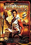THE LIBRARIAN TRILOGY - 3 DVD Box Set: QUEST FOR THE SPEAR / RETURN TO KING SOLOMON'S MINES / THE CURSE OF THE JUDAS CHALICE (2004-2008) (edizione Olandese)