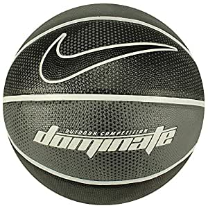 Nike Erwachsene Dominate Baskettball Dark Grey/White/Black 7