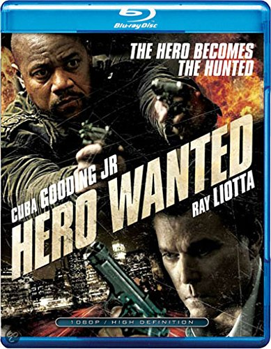 Hero Wanted [ Blu-Ray, Reg.A/B/C Import - Netherlands ]
