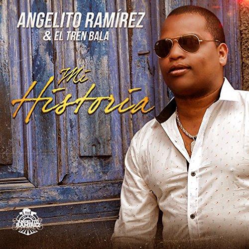 Baila Como Quieres - Angelito Ramirez Y El Tren Bala
