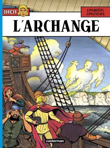 Jhen, tome 9 : L'Archange