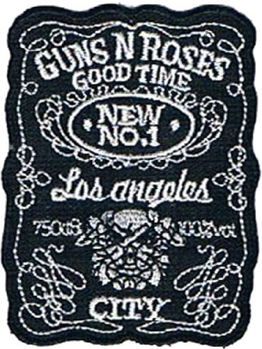 "Toppa termoadesiva ""Guns 'n' Roses"""