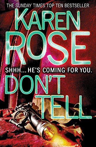 Don't Tell (The Chicago Series Book 1) Cover Image