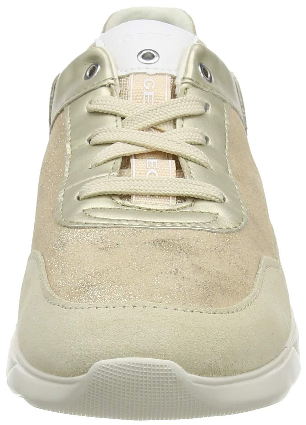 Geox Damen D Hiver A Sneaker 4