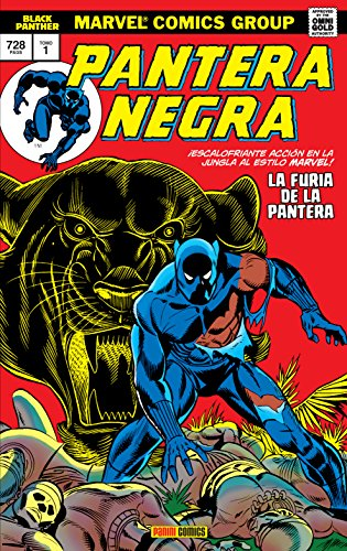 Pantera negra 1 editado por Panini comics