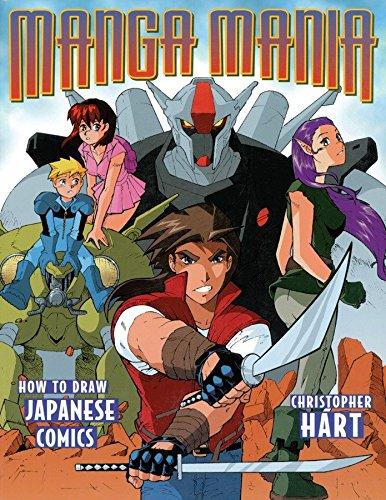 Manga Mania: How to Draw Japanese Comics por Christopher Hart