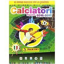 Figurine Calciatori Panini 2016-2017 Esclusive Box - Album + 60 Bustine (10 omaggio) + Poster