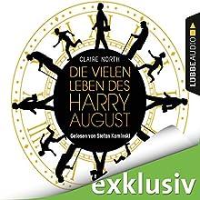 """Claire North – """"Die vielen Leben des Harry August"""""""