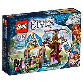 LEGO-Elves-41173-Drachenschule-von-Elvendale