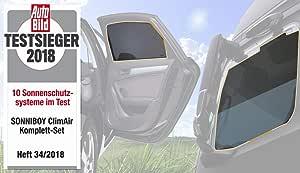 CLI0078425ABC Sonniboy Sonnenschutz f/ür die Autoscheiben