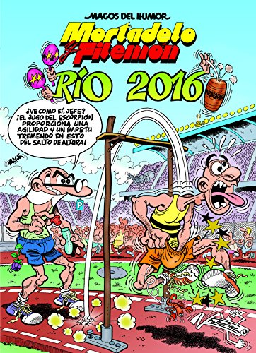 Mortadelo y Filemón 174/ Mort & Phil: Brasil 2016/ Brazil 2016