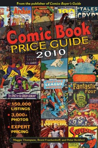 Comic Book Price Guide 2010 (COMICS VALUES ANNUAL)