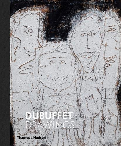 Dubuffet Drawings, 1935 1962 Cover Image