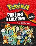 Pokemon - L'intégrale à colorier...