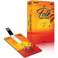 MUSIC CARD : Folk Songs Of Bengal (320 Kbps, Mp3 Audio, 4GB )