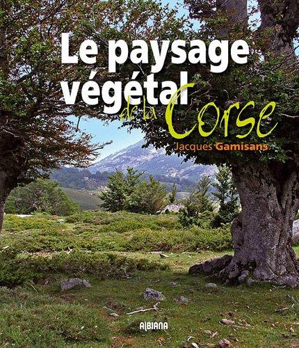 Paysage végétal de la Corse