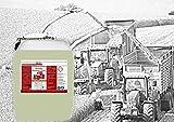 HaTec Landmaschinen-Reiniger 30kg Reinigung + Pflege, hochwirksamer alkalischer Reiniger kommt zum Einsatz als, Landmaschinen Reiniger, Maschinen-Reiniger, Geräte-Reiniger, Traktoren-Reiniger