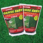 Two Packs of 500g Canada Green Grass...