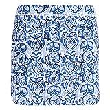 Ralph Lauren RLX Printed Aim Skort Blue Fish XL