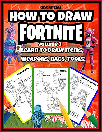 Descargar PDF How to Draw Fortnite: Learn to Draw Items