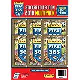 Panini FIFA 365 2018 Aufkleber Multipack