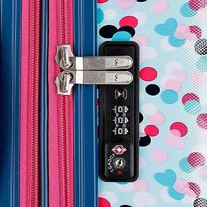 Movom Confeti 3169561 Juego de Maletas, 70 cm, 108 Litros, Multicolor