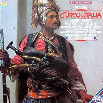 Rossini: Il Turco in Italia (New critical edition, italienisch) [Vinyl Schallplatte] [3 LP Box-Set]