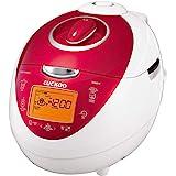 CUCKOO Rice Cooker CRP-N0681F Digital Rice Cooker Small | HP Digital Steam Pressure | Rice Cooker