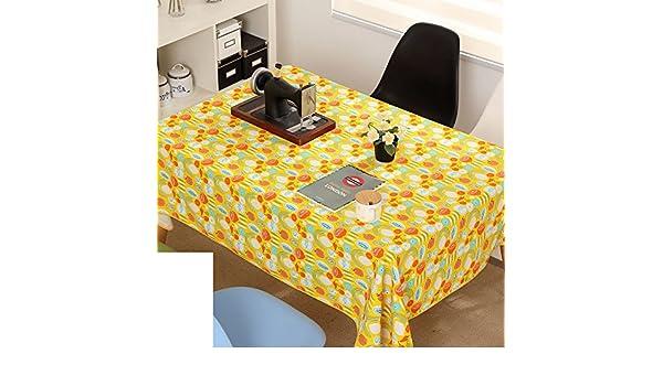 TRE Vintage Tisch Tuch Stoff Baumwolle und Leinwand/Tischdecke decke ...