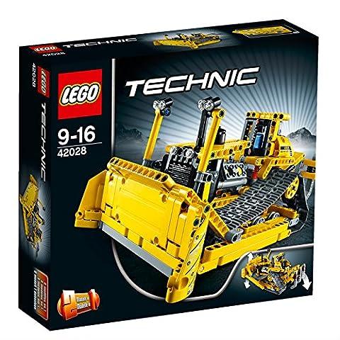 Lego Technic 42028 - Bulldozer