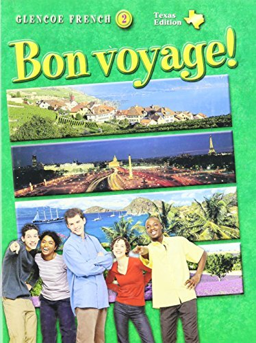 Bon Voyage!: Level 2, Texas St (Glencoe French, Level 2) by Conrad J. Schmitt (2004-03-01)