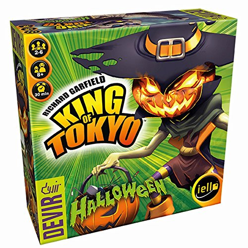 Devir King of Tokyo Halloween (BGKOTH)