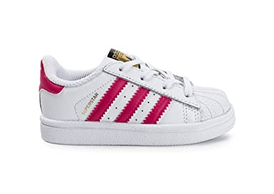 adidas Superstar, Sneakers Basses Bébé Fille: