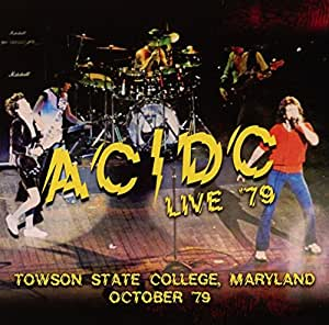 Live 79:Towson State Collage [Import allemand]