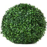 Catral 72050023 - Sfera Decorativa Tipo bosso Comune, 28 cm, Colore: Verde