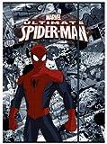Undercover SPKW0940 - Heftbox A4 Spiderman, Rücken 4 cm