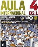 Aula internacional nueva edición 4 (B2.1): Nueva edición. Libro del alumno + MP3-CD