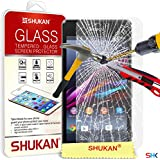 Sony Xperia Z1 Compact (MINI) Tempered Glass Crystal Clear LCD Screen Protector Guard & Polishing Cloth GSVL37 BY SHUKAN®, (Sony Xperia Z1 Compact)