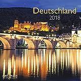 Deutschland 2018 - Landschaftskalender Heimat , Fotokalender , Sehenswürdigkeiten 2018, Wandkalender 2018 - 30 x 30 cm - Art&Image