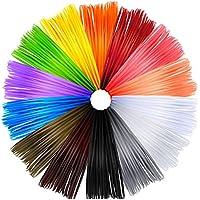 Anpro Colores 1.75Mm Filamentos de ABS para Plumas Lapiz Impresora 3D Imprimir Filamento ABS Modelado Estereoscópico