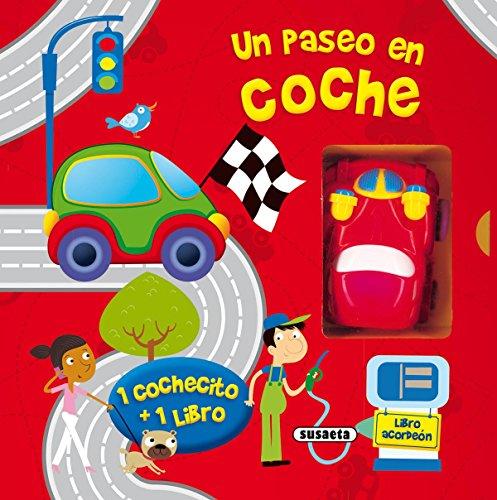 Un paseo en coche (Libro acordeón) por Susaeta Ediciones S A