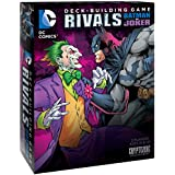 """cryptozoik """"Rivals Batman vs the Joker DC Comics Deck Building"""" Juego de cartas"""