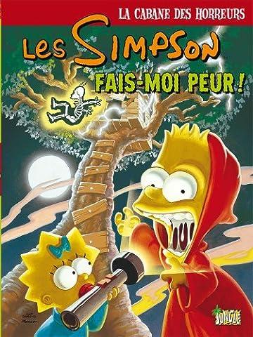 Les Simpson - La cabane des horreurs, Tome 1 :