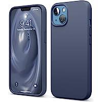 """elago Liquid Silicone Case Kompatibel mit iPhone 13 Hülle (6,1""""), Hochwertiges Silikon, Rundumschutz Handyhülle : 3…"""