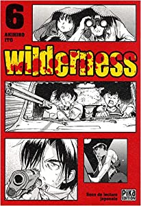 Wilderness Edition simple Tome 6