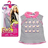 Barbie - Mode pour les Vêtements de Poupée Barbie - Rayé Chemise